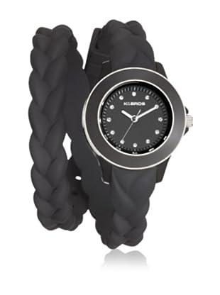 K&Bros  Reloj 9569 (Negro)