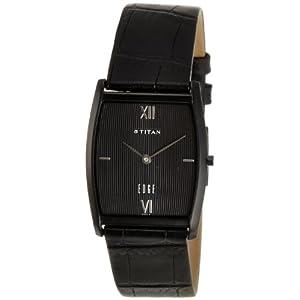 Titan 1044NL01 Analog Men's Watch-Black