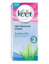 Veet Hair Removal Cream, Sensitive Skin - 60 g