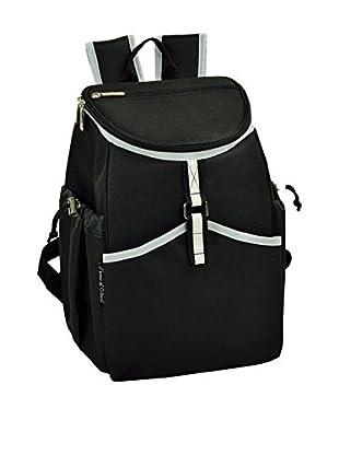 Picnic at Ascot Cooler Backpack, Black
