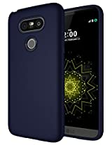 LG G5 Case , Diztronic Full Matte TPU Series - Slim-Fit Soft-Touch Thin & Flexible Phone Case for LG G5 - Full Matte Dark Navy Blue