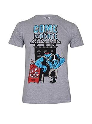 ANYFORTY Camiseta Manga Corta Zombie Corp