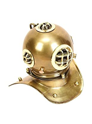 Brass Diving Helmet