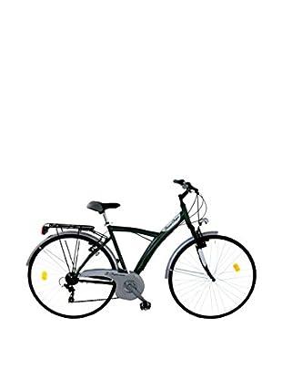 GIANNI BUGNO Bicicleta Steel City Suspension Verde / Gris