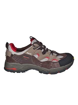 Chiruca Zapatos Montaña Orinoco (marrón / rojo)