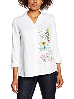 Desigual Camicia Donna Natil Rep