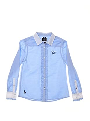 Pepe Jeans London Camisa Glena (Azul)