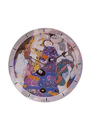 Artopweb Reloj De Pared Klimt Virgin