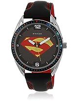 1582Kl04 Black Analog Watch