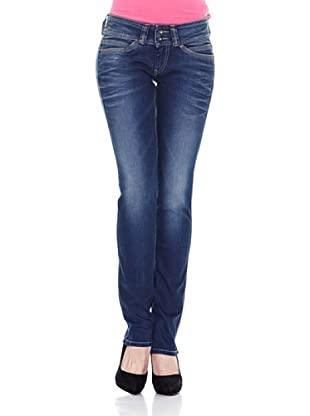 Pepe Jeans London Pantalón Vaquero Slinky (Azul Denim)