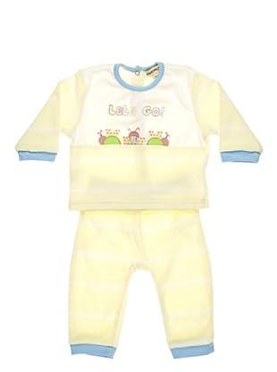 Bebesvelt Pijama Bebé (amarillo)