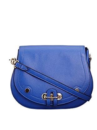 Louche Bags Bolso Bags Womens Pasadena Cross-Body Bag (Azul)