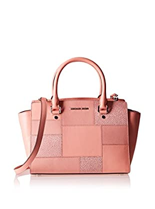 Michael Kors Bolso asa de mano Selma Medium Top Zip Satchel