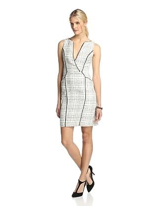 Eva Franco Women's Heritage Sheath Dress (Altair)