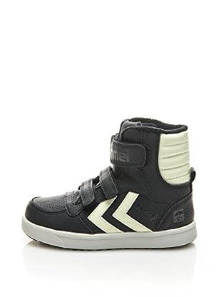 hummel Kinder Hightop Sneaker Stadil Super Hi Jr Glo