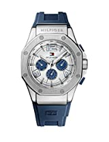 Tommy Hilfiger Analog White Dial Men's Watch - TH1790914/D
