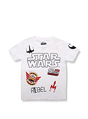 Star Wars T-Shirt Jedi Multi Badge