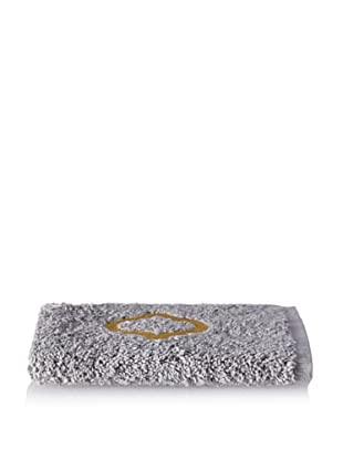 Anali Tangier Wash Cloth, Yellow/Grey