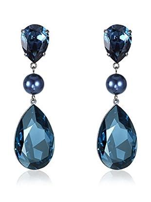 Melissa Kandiyoti Jewels Ohrringe Duchess blau