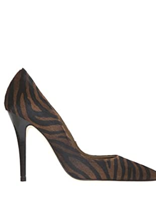 Magrit Zapatos Salón (blanco / negro)