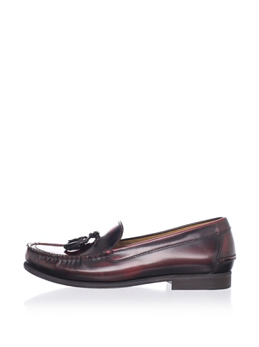 Ben Sherman Men's Windsor Tassel Loafer (Bordo)