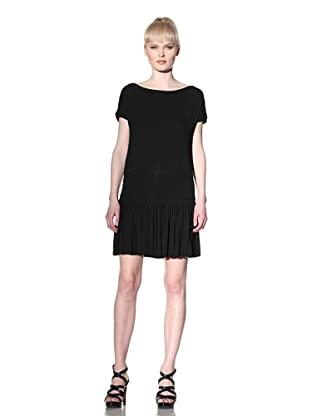 Norma Kamali Women's Rara Dress (Black)