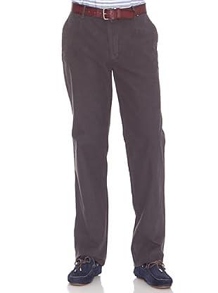 PEDRO DEL HIERRO Pantalón Vestir Bolsillos (gris)