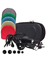 18 In 1 Accessories Kit For Psp (Play Station Portable)