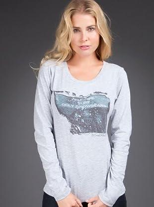 Billabong Camiseta Agua (gris)