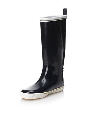 Tretorn Women's Skerry Reslig Rubber Boot (Navy)