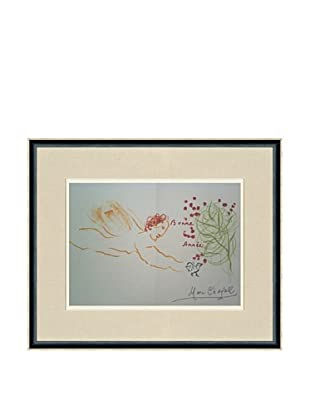 Marc Chagall: Lithograph in Colours IV