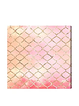 Oliver Gal 'Make Me Blush' Canvas Art