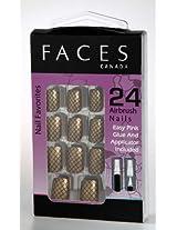 Faces Women - Nail Art