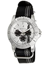 Titan Octane Multi-Function Analog Silver Dial Men's Watch - 9490SP01J