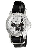 Titan Octane Multi-Function Analog Silver Dial Men's Watch - 9490SP01J