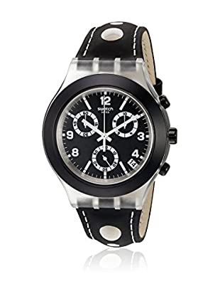 Swatch Quarzuhr Man BLACK CUP SVCK4072 43.0 mm