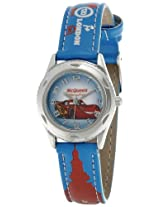 Disney Analog Multi-Color Dial Boy's Watch - CAFR992-01B