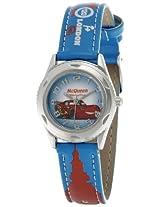 Disney Analog Multi-Color Dial Boy's Watch - CAFR992-01B