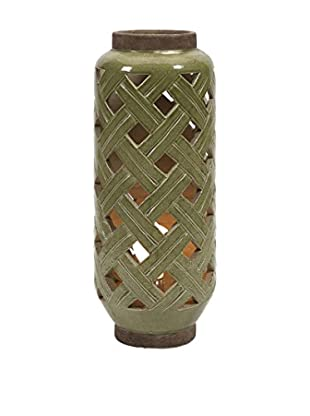 Taylor Cutwork Ceramic Lamp