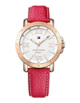 Tommy Hilfiger Analog White Dial Women's Watch - TH1781439J