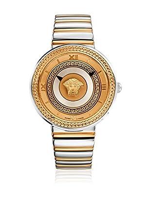 Versace Uhr mit schweizer Quarzuhrwerk V-Metal Icon VLC080015  40.00 mm