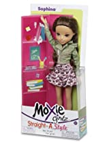 Moxie Girlz Straight A Style Doll - Sophina