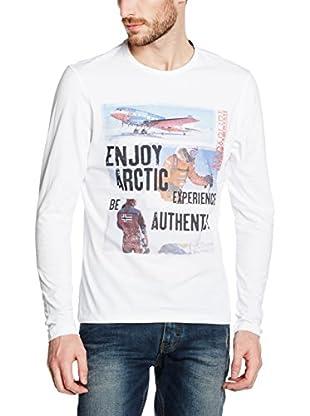 Napapijri Camiseta Manga Larga Sopple