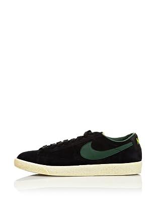 Nike Zapatillas Blazer Low Prm Vntg (Negro / Verde / Blanco)