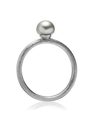 Nova Pearls Copenhagen Anello Con Perla