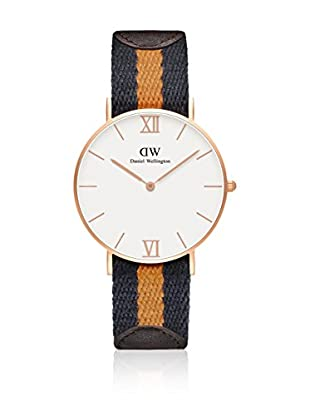 Daniel Wellington Reloj con movimiento cuarzo japonés Woman Grace Selwyn Rose Gold Tone 36 mm
