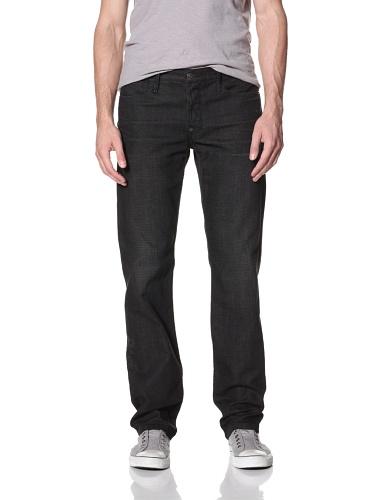 Earnest Sewn Men's Fulton 5 Pocket Straight Leg Jeans (Benny)