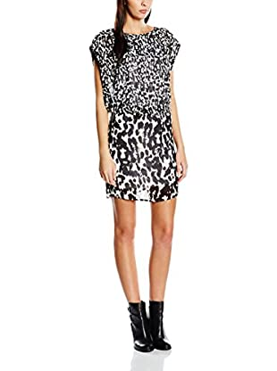 Tom Tailor Vestido Kleid gemustert print dress/511