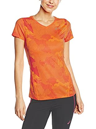 Asics Camiseta Manga Corta Allover Graphic