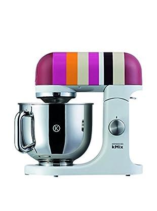 Kenwood Robot De Cocina KMX84 Plata/Rosa